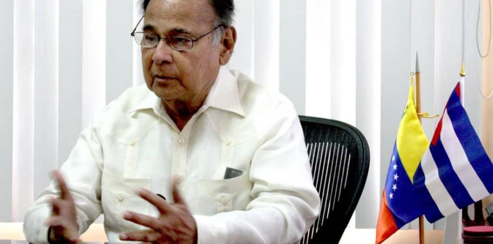 Embajada de Venezuela en Panamá se suma al duelo por fallecimiento de Rodríguez Araque