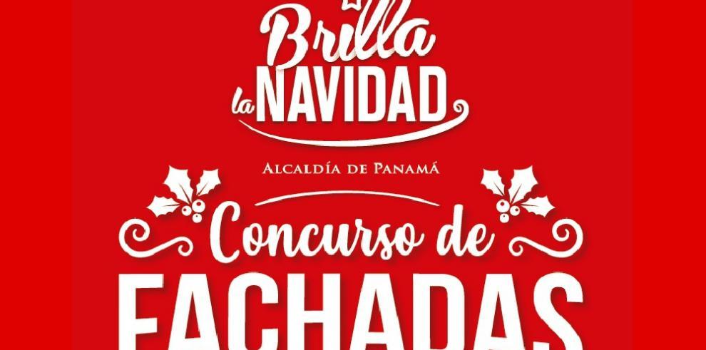 Alcaldía de Panamá abre inscripciones para el concurso de fachadas Brilla Navidad