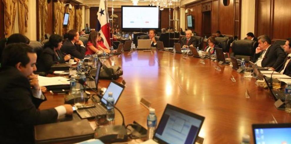 Gabinete aprueba proyecto de presupuesto del Canal con $1,736