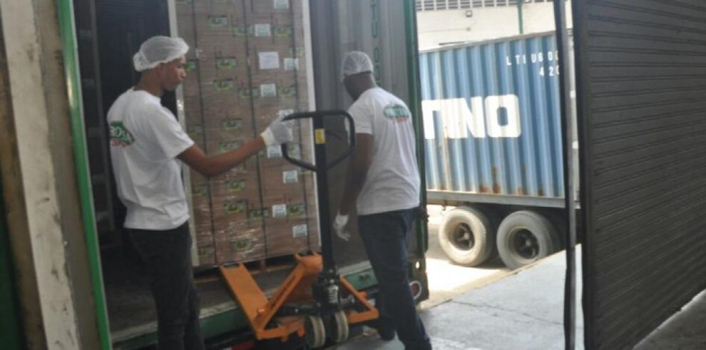 Proluxsa hace primer envío bajo 'Panamá Exporta'