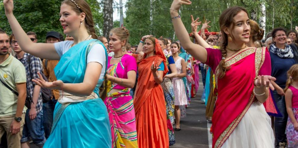 Festival de carrozas de la India