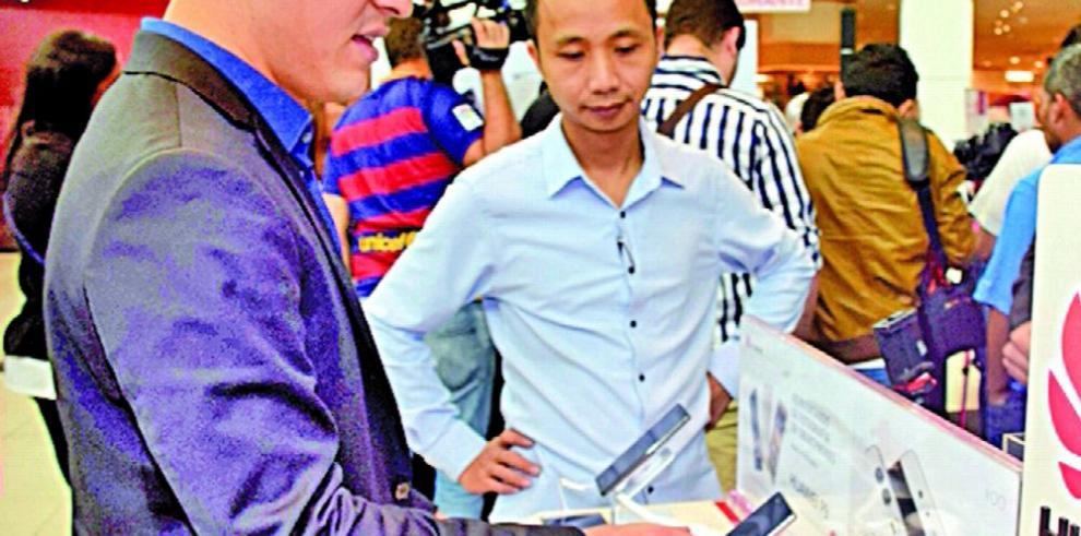 Huawei, entre las marcas de Forbes