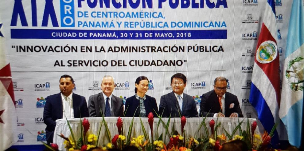 Panamá busca mejorar las administraciones públicas con las innovaciones