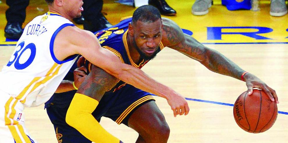 La cuarta edición de Warriors vs. Cavaliers