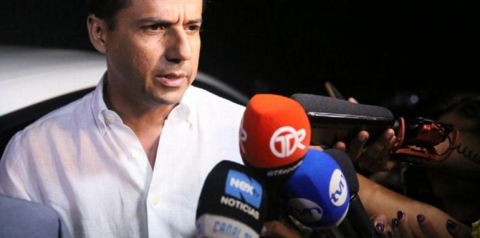Detención preventiva para 'Pepe' Suárez por ensanche de la avenida Domingo Díaz