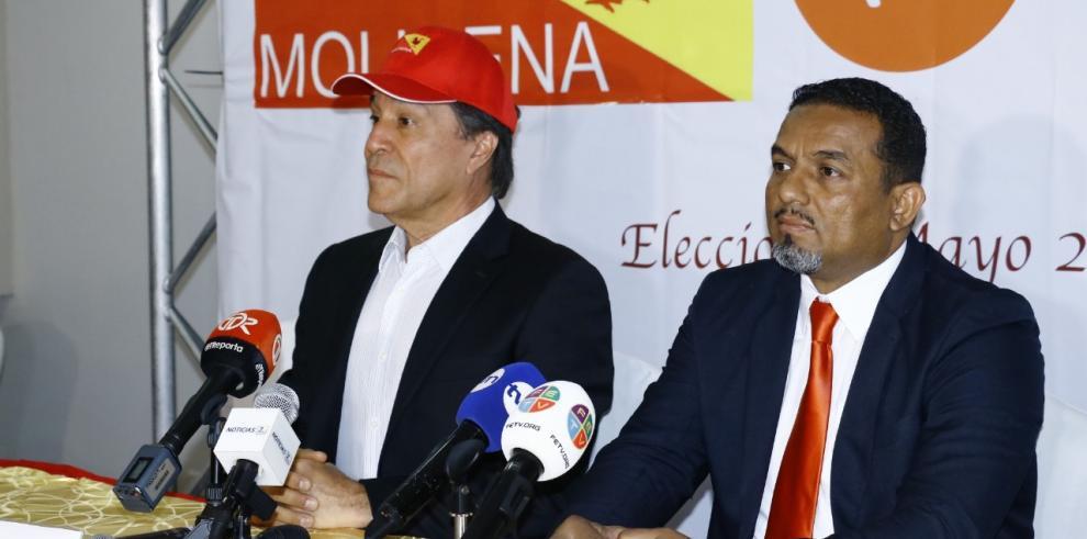 Molirena y PAIS unen alianza para las elecciones generales de 2019