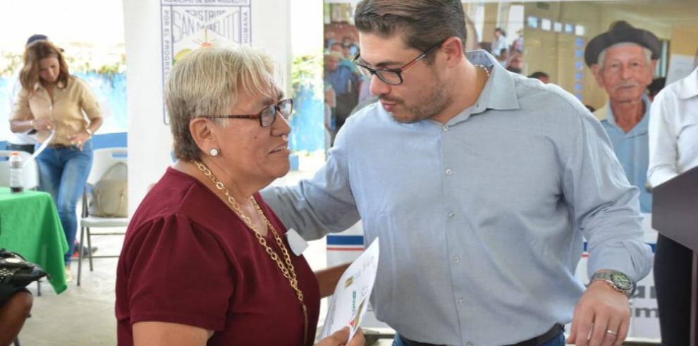 Anati legaliza tierras en distrito de San Miguelito