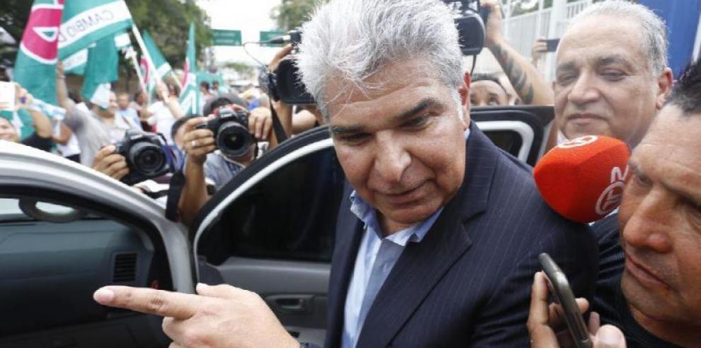 Mulino pide al TE debates entre precandidatos presidenciales de CD
