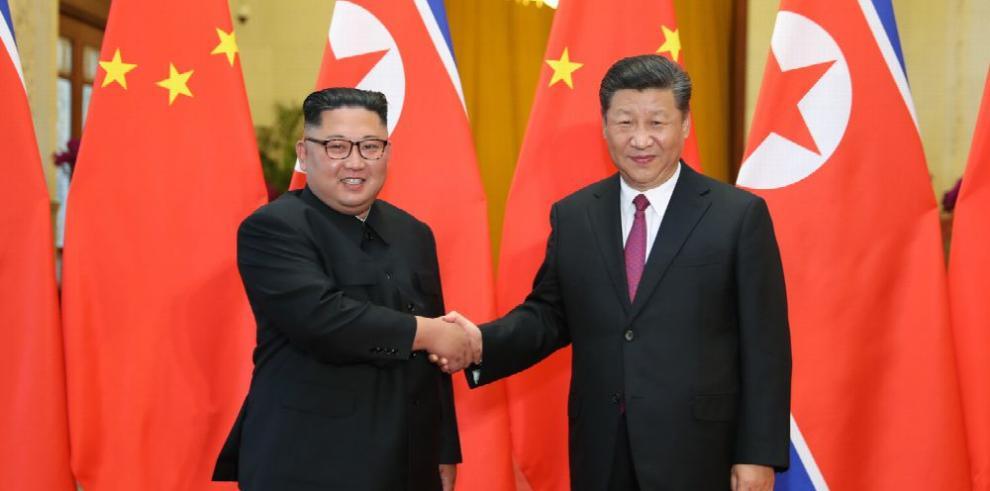 Pekín y Pionyang fortalecen lazos tras reunión con Trump