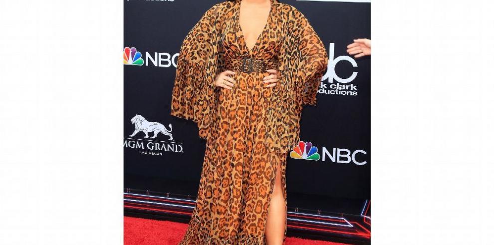 Janet Jackson 'brilla' en los Billboard