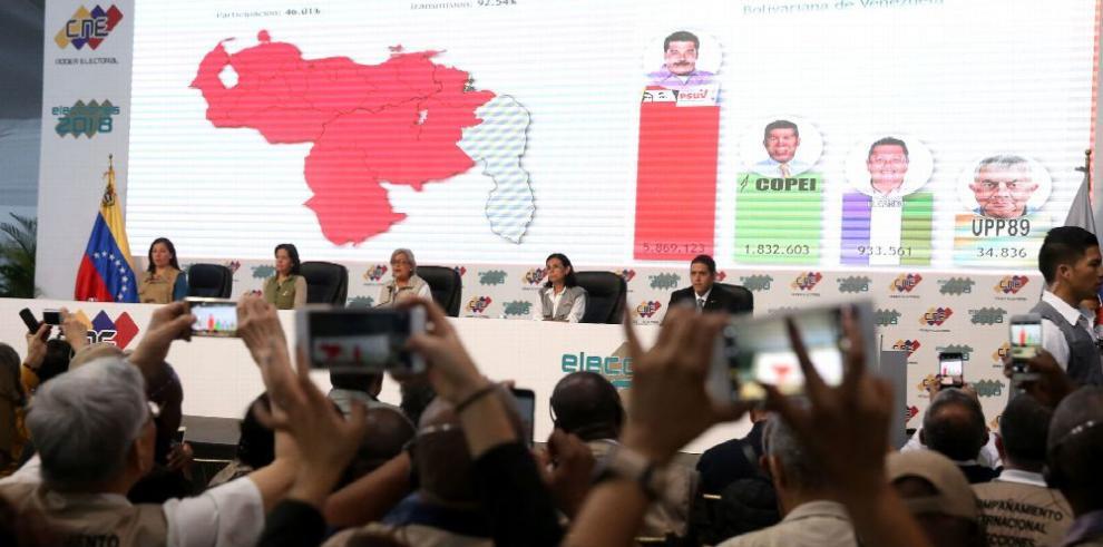 Grupo de Lima tomará 'medidas' ante comicios venezolanos