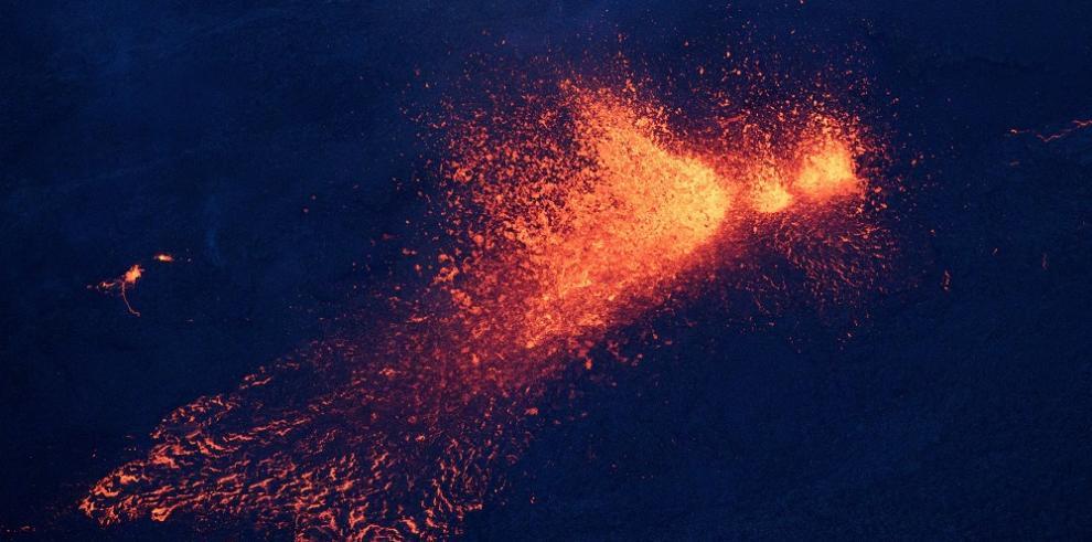 Volcán Kilauea de Hawáiamenaza planta geotérmica que suministra energía de la isla