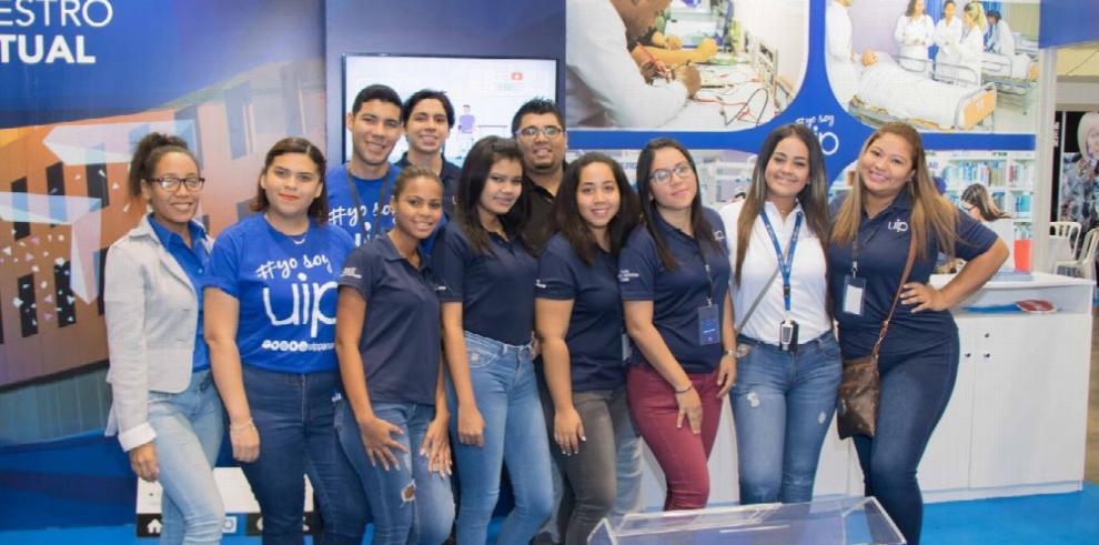 UIP presente en 'Expo Edúcate 2018'