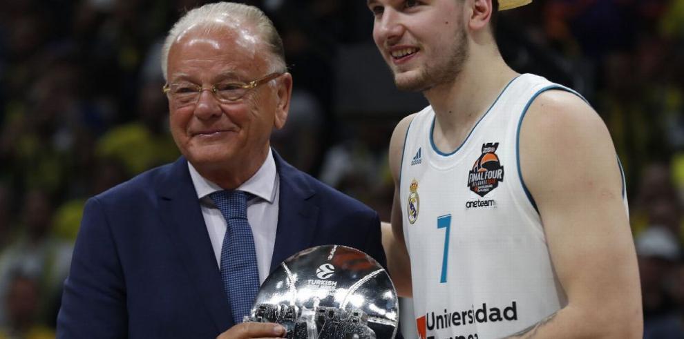 Luka Doncic, la joya que quiere la NBA