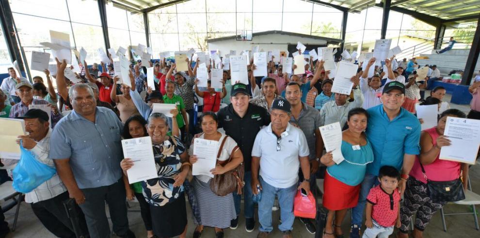 Anati entre más de 200 títulos de propiedad en Bocas del Toro
