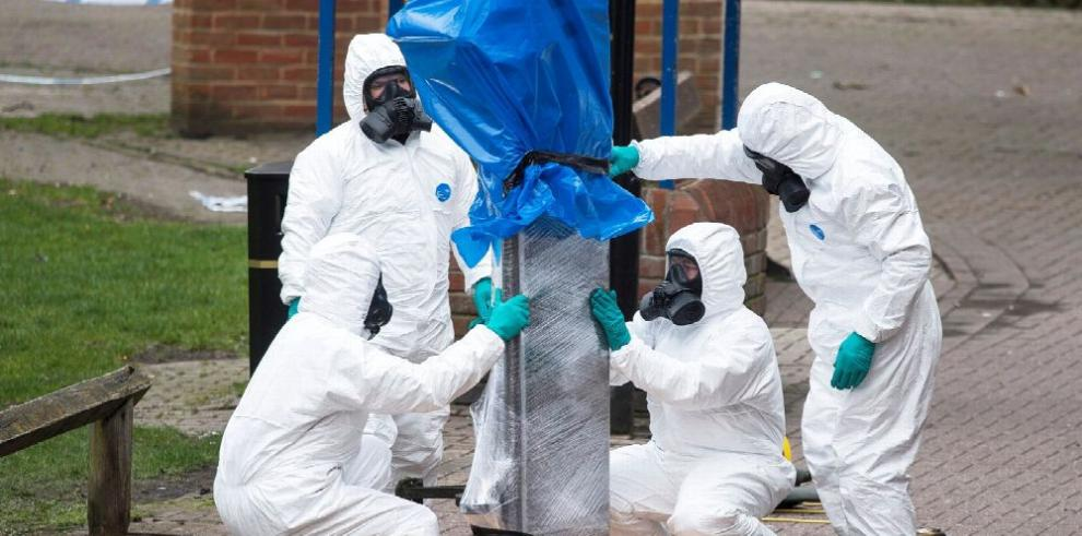 Aún sin identificar origen de la toxina usada sobre Skripal