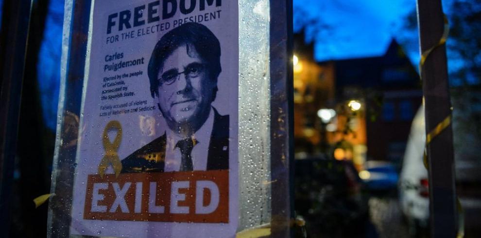 Puigdemont, a un paso más hacia la extradición