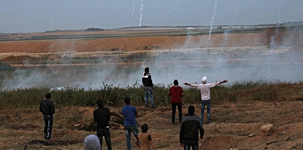 En Gaza se preparan para una protesta que temen más