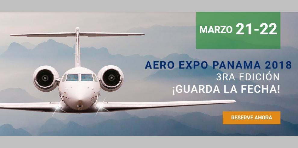 Panamá será sede de la Aero Expo Panamá