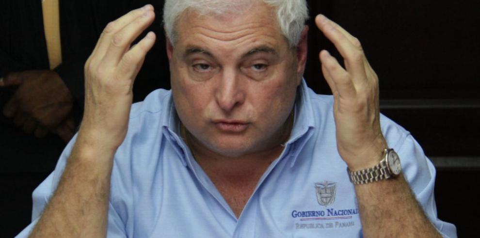 Defensa de Martinelli desiste de audiencia