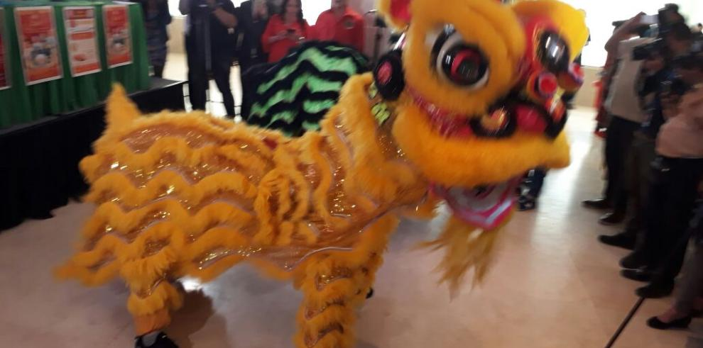 La comunidad china está lista para celebrar 'elaño del Perro de Tierra'
