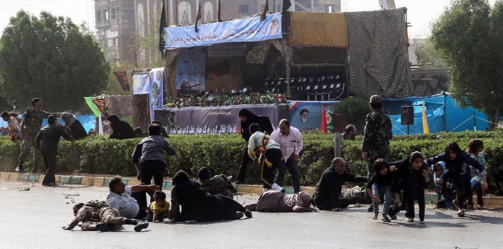Estado Islámico asume autoría de atentado terrorista en Irán