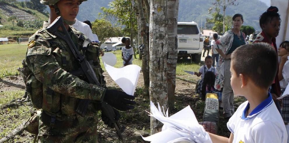 Más drogas y violencia, los amargos récords del 'posconflicto' colombiano