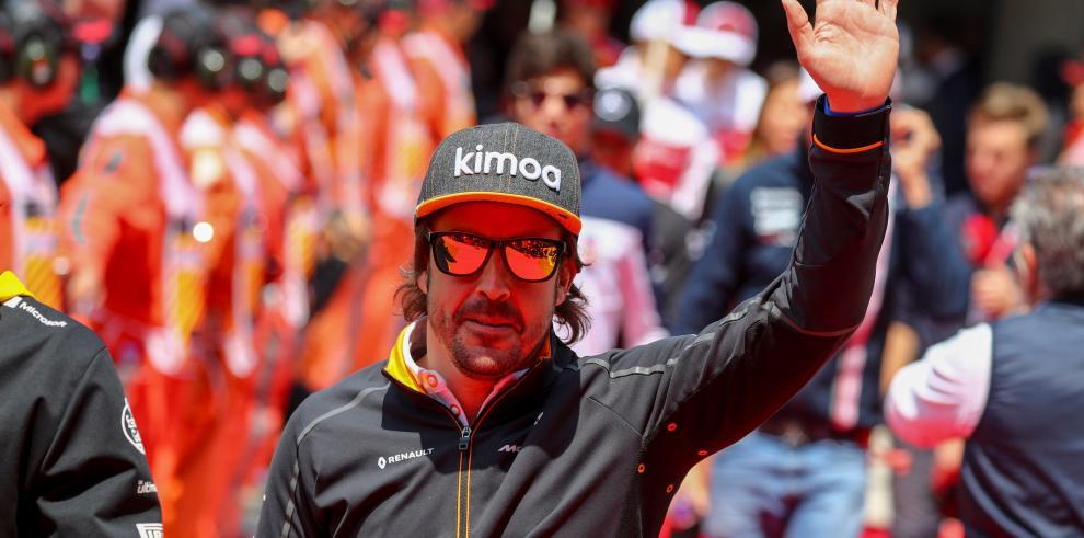 Fernando Alonso no correrá en Fórmula Uno en 2019