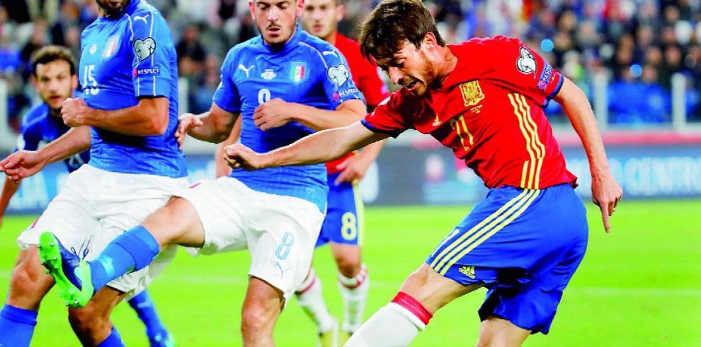 David Silva, otro que dice adiós a la selección española