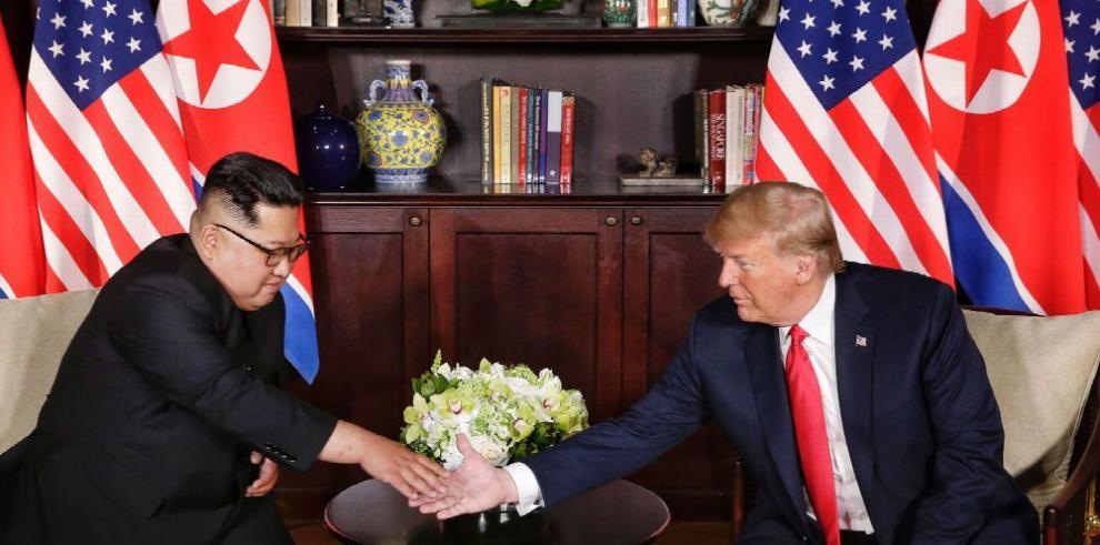 Washington y Pionyang abren nueva era en sus relaciones