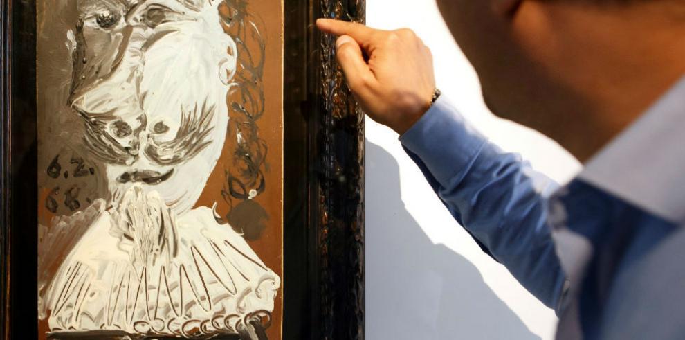 El Picasso que se vendió 'a trozos' a 25 mil particulares