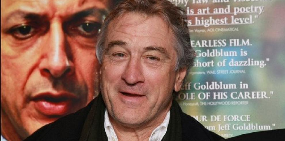 Robert De Niro abrirá un hotel y restaurante en Tel Aviv