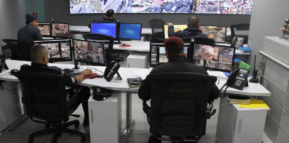 Detrás de cámaras: videovigilancia municipal