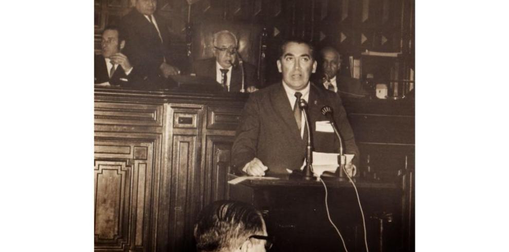 Discurso en la 56ª Conferencia Interparlamentaria