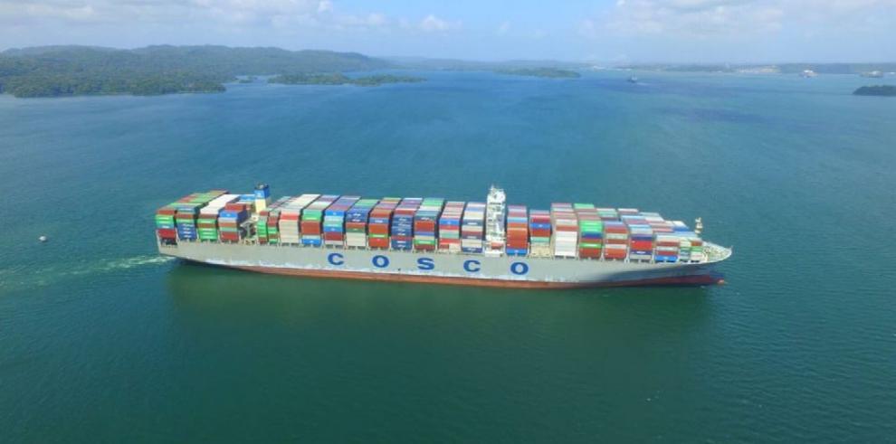 Canal registra el tránsito 5 mil de buques neopanamax