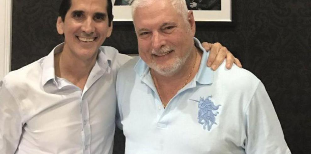 Martinelli posible candidato a vicepresidente de Roux para la elecciones de 2019