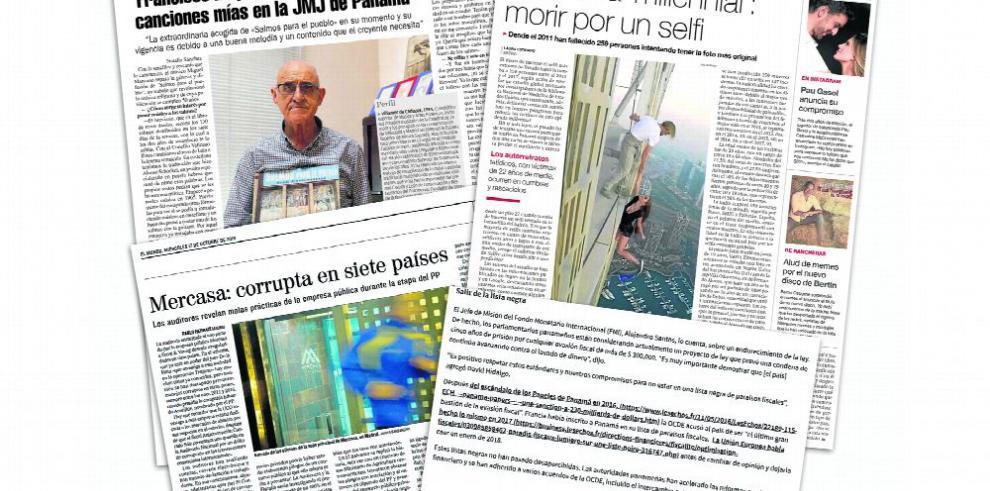 Inversión española en Panamá destaca en la prensa europea