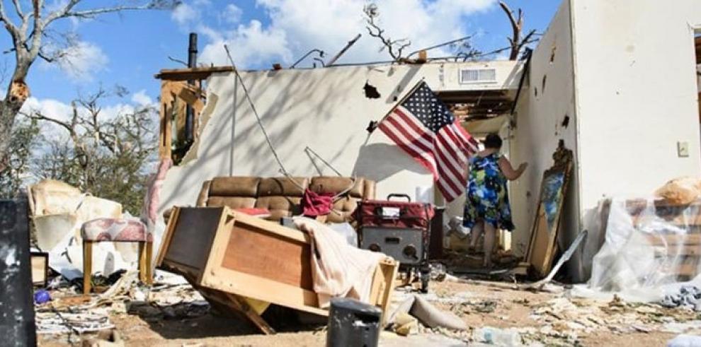 Huracán Michael deja pérdidas de miles de millones de dólares en Florida