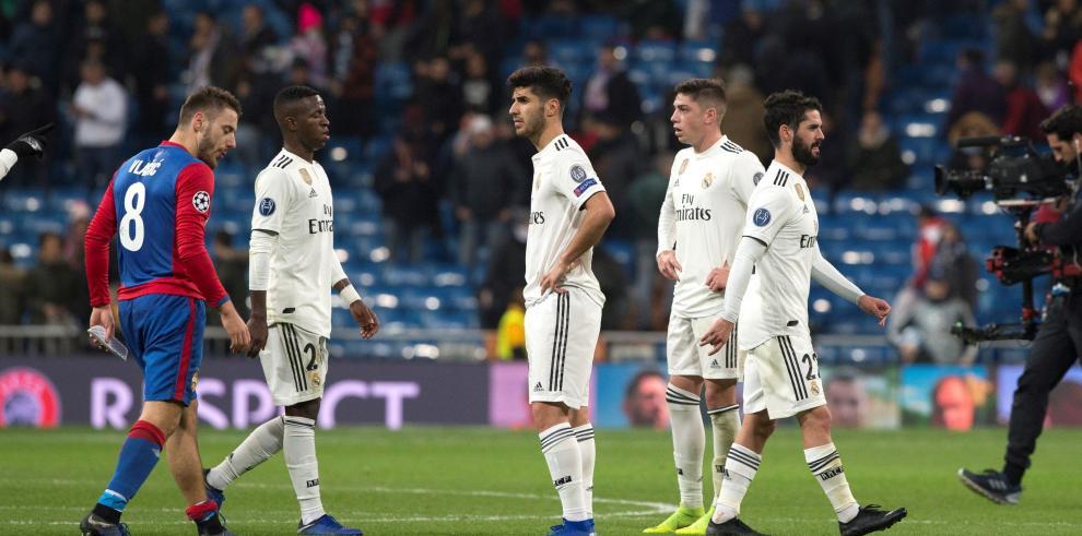 El CSKA apabulla al Real Madrid por segunda ocasión