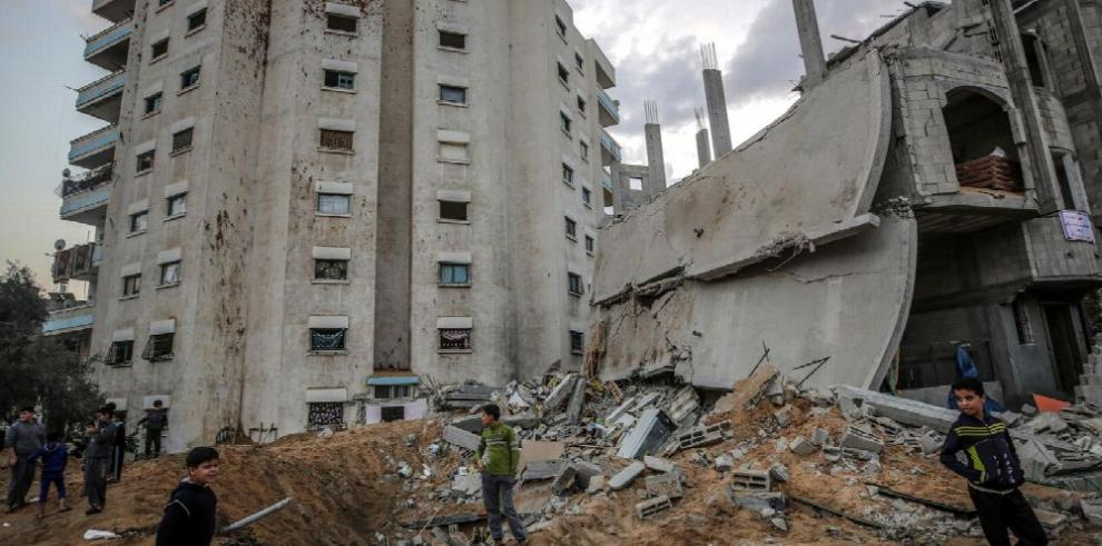 Hamás: Tregua con Israel incluye alivio al bloqueo