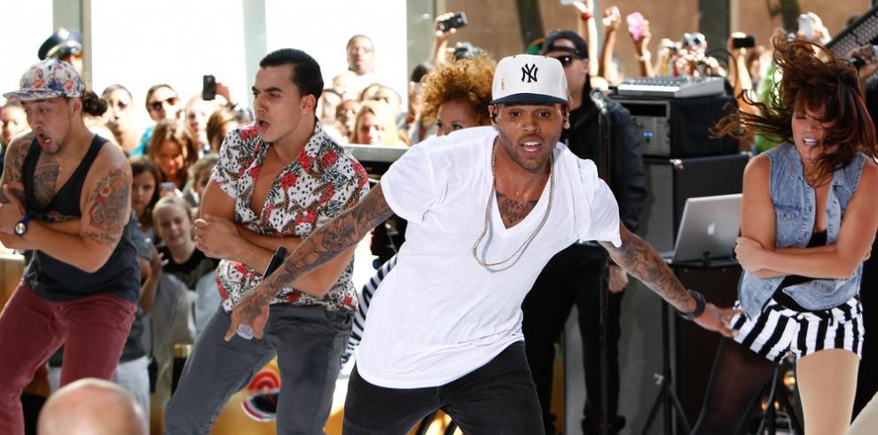 Chris Brown ha sido detenido por la policía en Florida