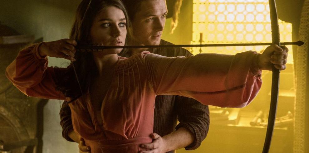 'Robin Hood' se estrena en Panamá