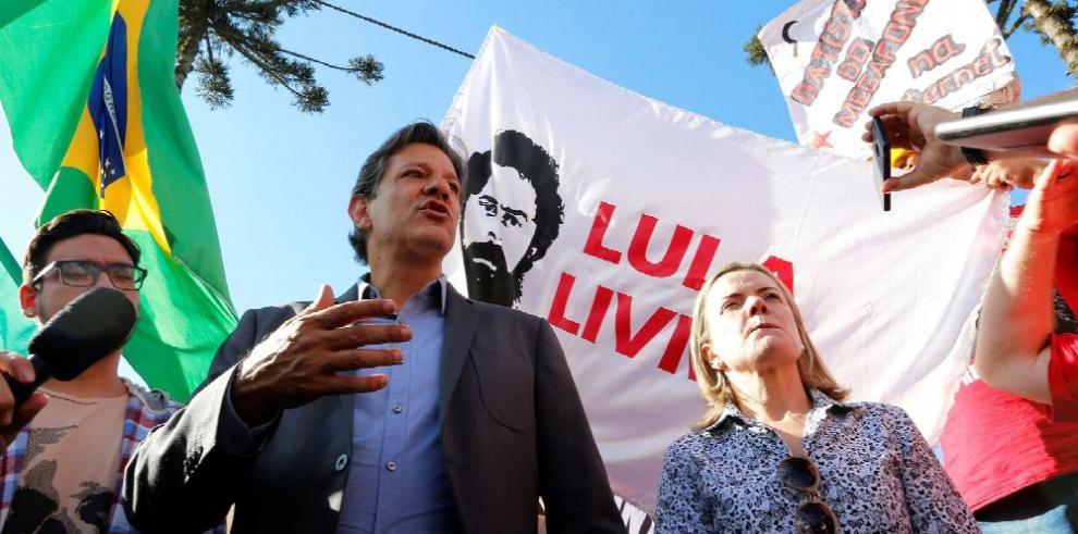 Fiscalía señala a Lula por corruptela con gobierno africano