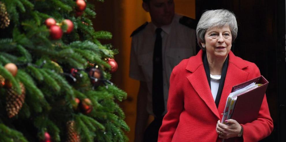 Gobierno de Theresa May sufre revés
