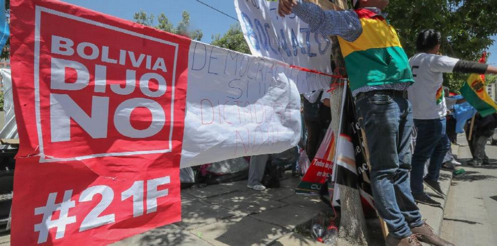 Bolivia cierra debate sobre la reelección de Evo Morales