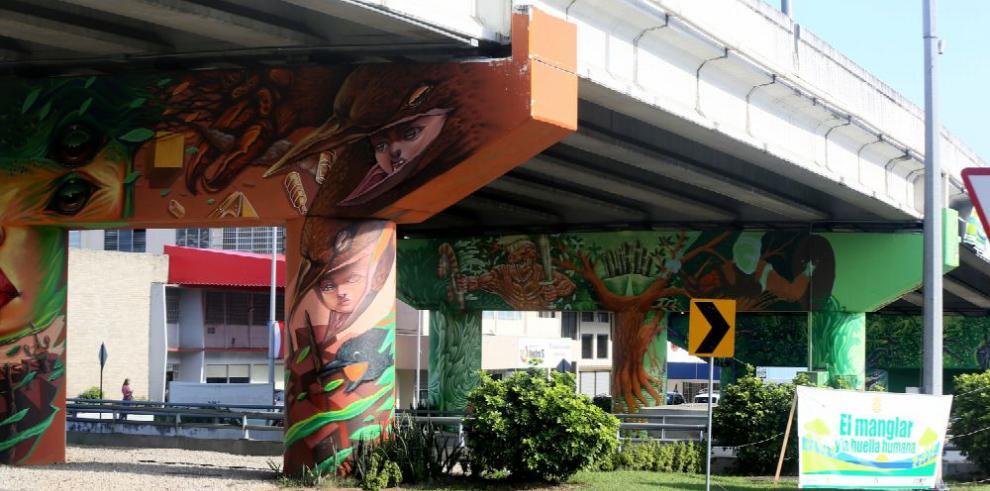 Arte que embellece la ciudad