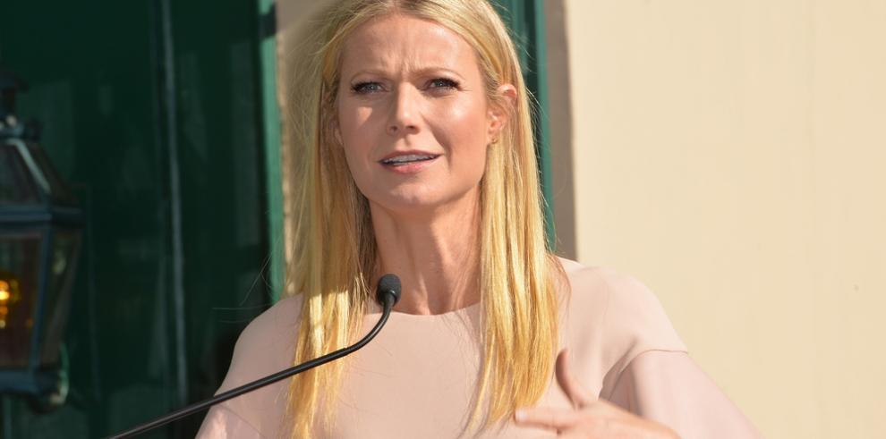 Gwyneth Paltrow no planea tener más hijos con su futuro marido