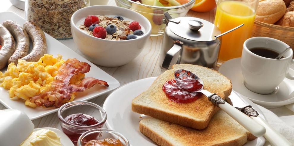 Por su salud, no te saltes el desayuno