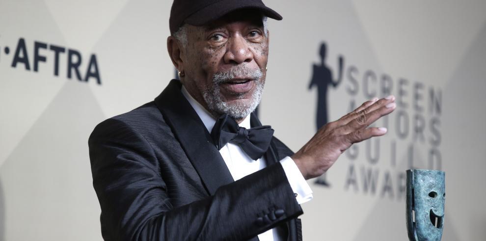 Ocho mujeres acusan a Morgan Freeman de comportamiento inapropiado y acoso