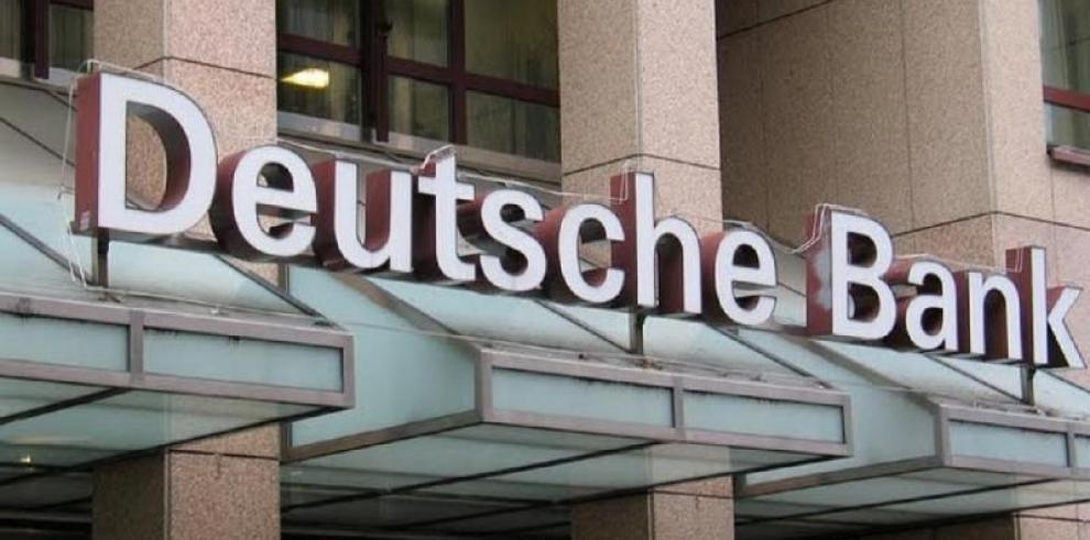 Deutsche Bank despedirá a más de 7 mil trabajadores